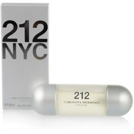 Carolina Herrera 212 NYC Eau de Toilette for Women 30 ml