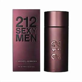Carolina Herrera 212 Sexy Men Eau de Toilette voor Mannen 100 ml