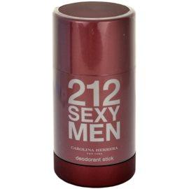 Carolina Herrera 212 Sexy Men stift dezodor férfiaknak 75 ml
