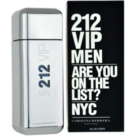 Carolina Herrera 212 VIP Men туалетна вода для чоловіків 100 мл