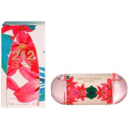 Carolina Herrera 212 Surf Eau de Toilette pentru femei 60 ml