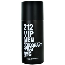 Carolina Herrera 212 VIP Men Deo-Spray für Herren 150 ml