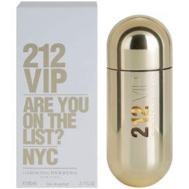 Carolina Herrera 212 VIP Eau de Parfum für Damen 80 ml