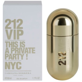 Carolina Herrera 212 VIP парфумована вода для жінок 50 мл