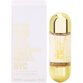Carolina Herrera 212 VIP Eau De Parfum pentru femei 30 ml