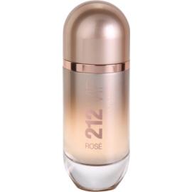 Carolina Herrera 212 VIP Rose parfémovaná voda pro ženy 80 ml