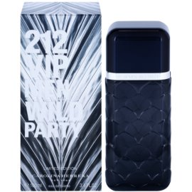 Carolina Herrera 212 VIP Men Wild Party Eau de Toilette für Herren 100 ml