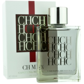 Carolina Herrera CH CH Men loción after shave para hombre 100 ml