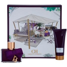Carolina Herrera CH Eau de Parfum Sublime Gift Set  I.  Eau de Parfum 80 ml + Body Lotion  100 ml