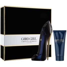 Carolina Herrera Good Girl zestaw upominkowy II.  woda perfumowana 80 ml + mleczko do ciała 100 ml