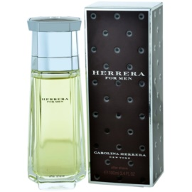 Carolina Herrera Herrera For Men After Shave für Herren 100 ml
