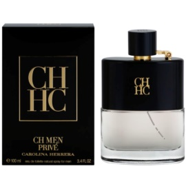 Carolina Herrera Men Privé Eau de Toilette für Herren 100 ml