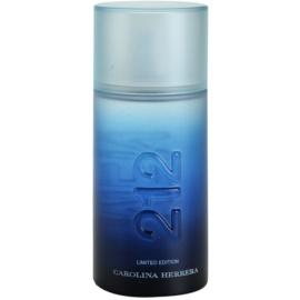 Carolina Herrera 212 Men Summer eau de toilette férfiaknak 100 ml