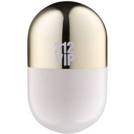 Carolina Herrera 212 VIP Pills Eau de Parfum für Damen 20 ml