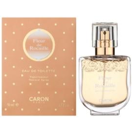 Caron Fleur de Rocaille Eau de Toilette für Damen 50 ml