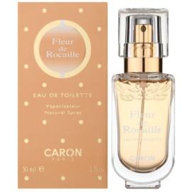 Caron Fleur de Rocaille Eau de Toilette für Damen 30 ml