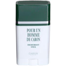 Caron Pour Un Homme дезодорант-стік для чоловіків 75 мл