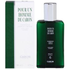 Caron Pour Un Homme żel pod prysznic dla mężczyzn 200 ml