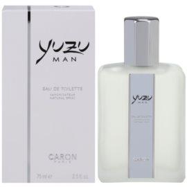 Caron Yuzu туалетна вода для чоловіків 75 мл