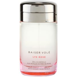Cartier Baiser Volé Lys Rose toaletná voda tester pre ženy 100 ml
