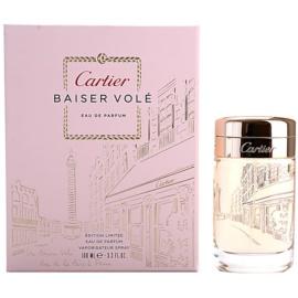Cartier Baiser Volé D´Amour Limited Edition parfémovaná voda pro ženy 100 ml