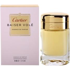 Cartier Baiser Volé Essence De Parfum eau de parfum nőknek 80 ml