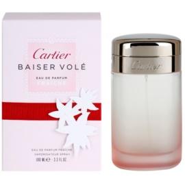 Cartier Baiser Volé Fraiche Parfumovaná voda pre ženy 100 ml