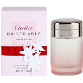 Cartier Baiser Volé Fraiche eau de parfum para mujer 50 ml