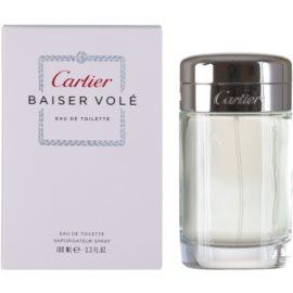 Cartier Baiser Volé toaletna voda za ženske 100 ml