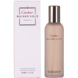Cartier Baiser Volé Deo-Spray für Damen 100 ml
