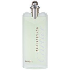 Cartier Declaration Cologne toaletní voda tester pro muže 100 ml