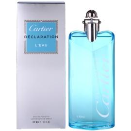 Cartier Declaration L'Eau eau de toilette para hombre 100 ml