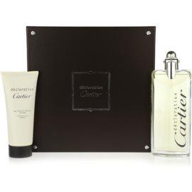 Cartier Declaration darilni set II. toaletna voda 100 ml + gel za prhanje 100 ml