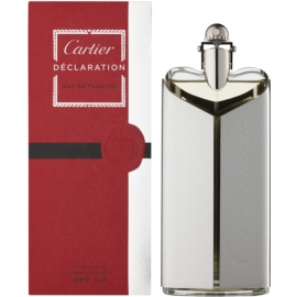 Cartier Declaration Metal Limited Edition Eau de Toilette voor Mannen 150 ml