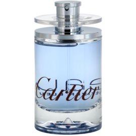 Cartier Eau de Cartier Vetiver Bleu woda toaletowa tester unisex 100 ml