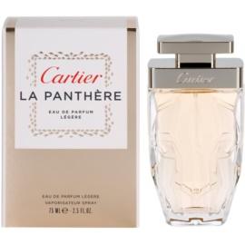 Cartier La Panthere Legere Eau De Parfum pentru femei 75 ml