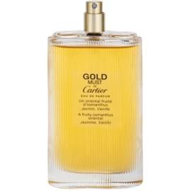 Cartier Must de Cartier Gold Parfumovaná voda tester pre ženy 100 ml