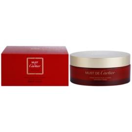 Cartier Must De Cartier Body Cream for Women 200 ml