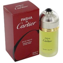 Cartier Pasha Eau de Toilette voor Mannen 50 ml