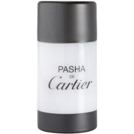Cartier Pasha dezodorant w sztyfcie dla mężczyzn 75 ml
