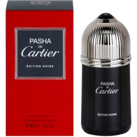 Cartier Pasha de Cartier Edition Noire toaletní voda pro muže 50 ml