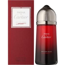 Cartier Pasha de Cartier Edition Noire Sport toaletní voda pro muže 150 ml