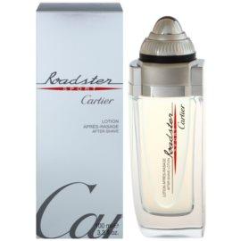 Cartier Roadster Sport voda po holení pro muže 100 ml