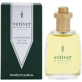 Carven Vétiver 1957 Eau de Toilette für Herren 100 ml