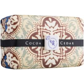 Castelbel Portuguese Tile Cocoa & Cedar Luxusseife  300 g