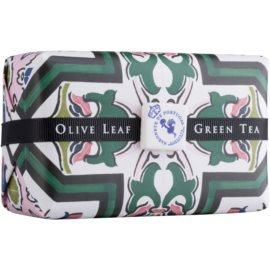 Castelbel Portuguese Tile Olive Leaf & Green Tea sabão luxuoso  300 g
