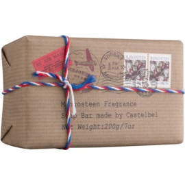 Castelbel Postcards Mangosteen Bar Soap For Hands  200 g
