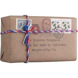 Castelbel Postcards Pear Blossom Bar Soap For Hands  200 g