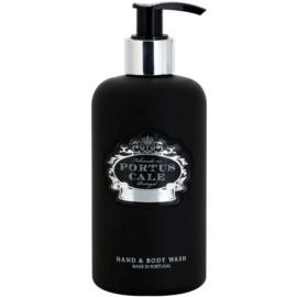 Castelbel Portus Cale Black Range gel lavant mains et corps  300 ml