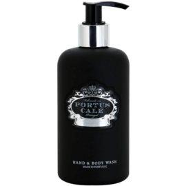 Castelbel Portus Cale Black Range żel do mycia do rąk i ciała  300 ml